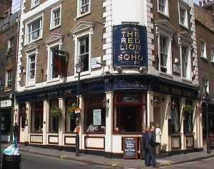 /[https://www.londonremembers.com/memorials/the-red-lion|The Red Lion, Great Windmill Street, Soho]